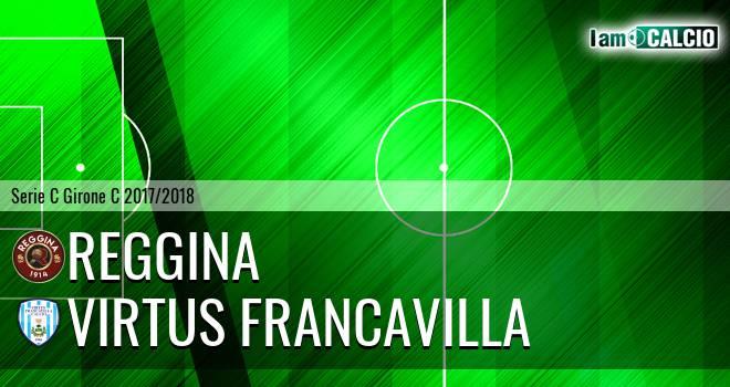 Reggina - Virtus Francavilla