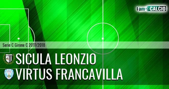 Sicula Leonzio - Virtus Francavilla