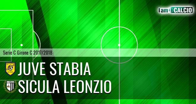 Juve Stabia - Sicula Leonzio