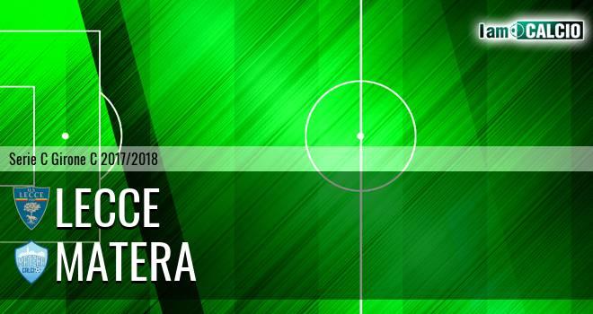 Lecce - Matera 0-0. Cronaca Diretta 11/03/2018