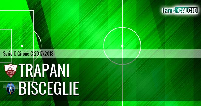 Trapani - Bisceglie 2-2. Cronaca Diretta 18/03/2018