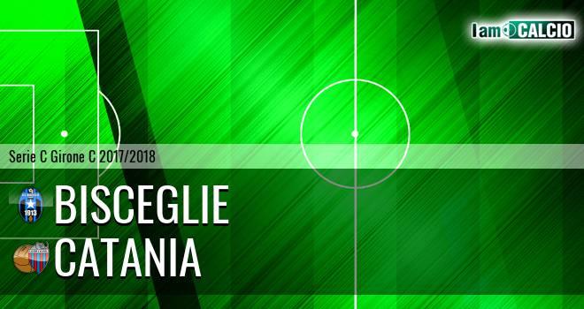 Bisceglie - Catania 1-1. Cronaca Diretta 21/03/2018