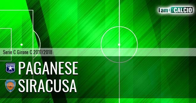 Paganese - Siracusa 1-2. Cronaca Diretta 21/03/2018