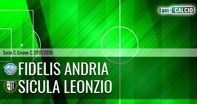 Fidelis Andria - Sicula Leonzio