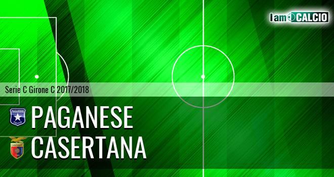 Paganese - Casertana 1-1. Cronaca Diretta 31/03/2018