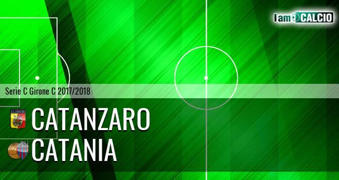 Catanzaro - Catania 0-4. Cronaca Diretta 31/03/2018