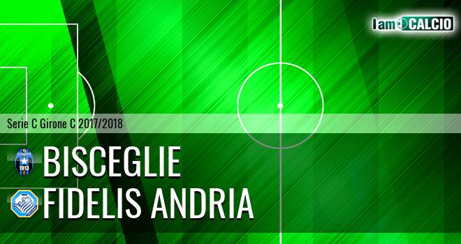 Bisceglie - Fidelis Andria 1-1. Cronaca Diretta 31/03/2018