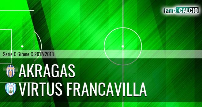 Olimpica Akragas - Virtus Francavilla