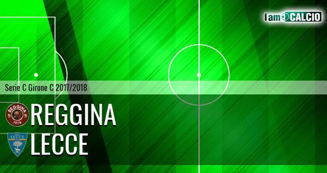 Reggina - Lecce 0-1. Cronaca Diretta 08/04/2018