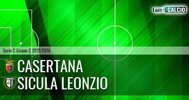 Casertana - Sicula Leonzio 1-1. Cronaca Diretta 08/04/2018