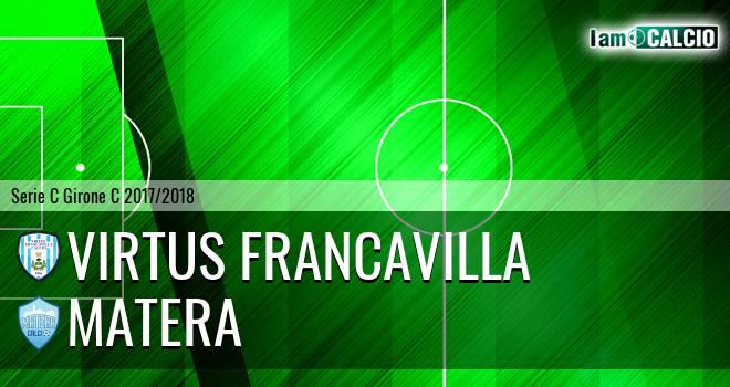 Virtus Francavilla - Matera