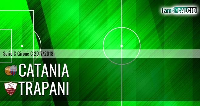 Catania - Trapani 1-2. Cronaca Diretta 23/04/2018