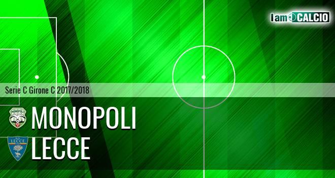 Monopoli - Lecce