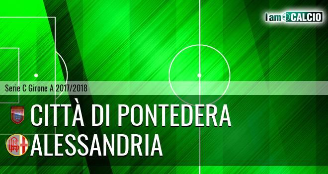Città di Pontedera - Alessandria