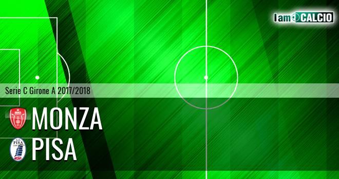 Monza - Pisa