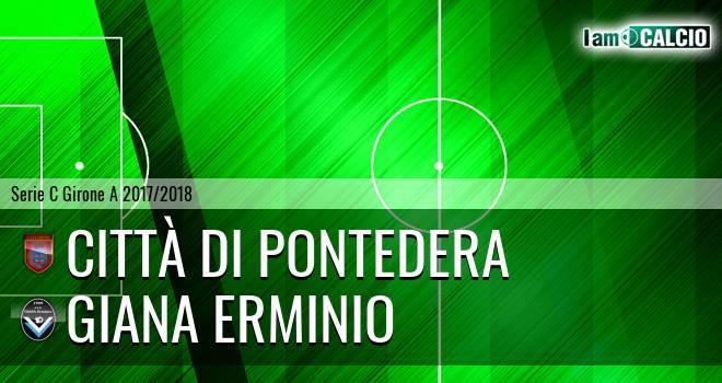 Città di Pontedera - Giana Erminio