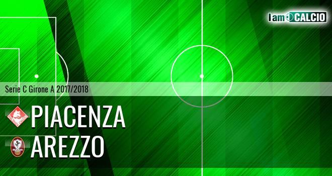 Piacenza - Arezzo