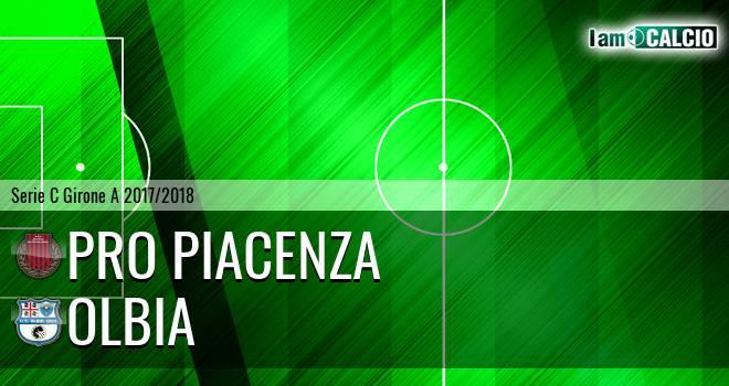 Pro Piacenza - Olbia