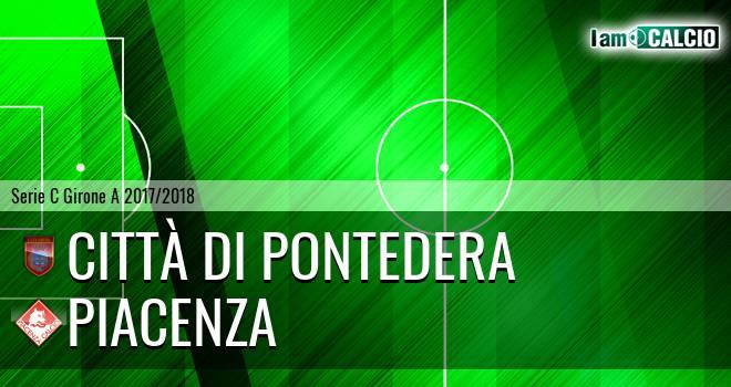 Città di Pontedera - Piacenza