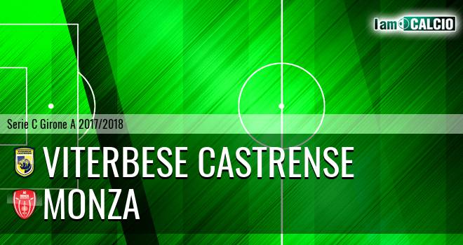 Viterbese Castrense - Monza