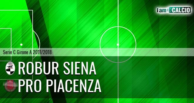 Siena 1904 - Pro Piacenza