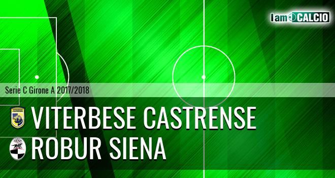 Viterbese Castrense - Robur Siena