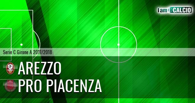 Arezzo - Pro Piacenza