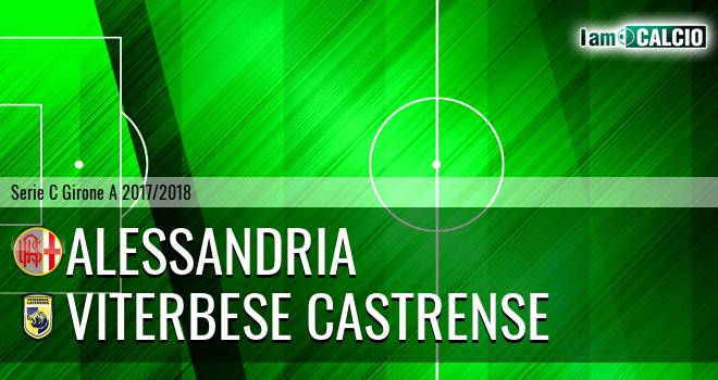 Alessandria - Viterbese Castrense