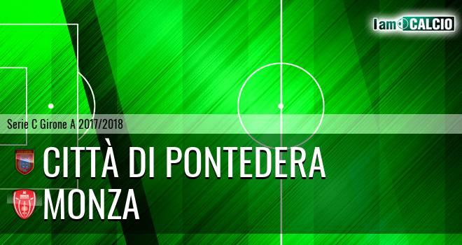 Città di Pontedera - Monza