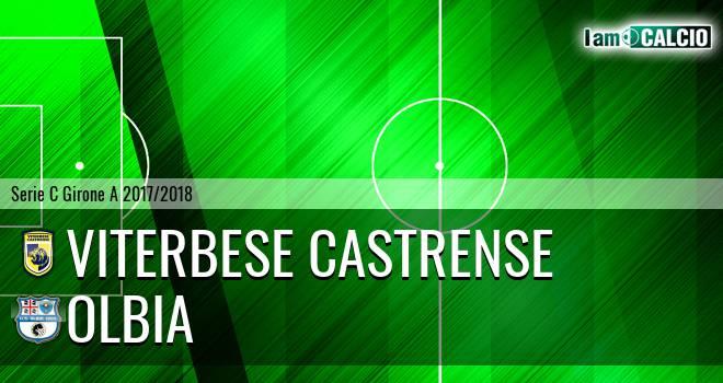 Viterbese Castrense - Olbia