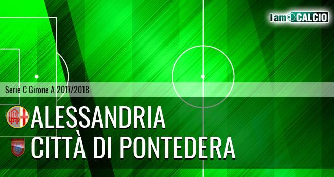 Alessandria - Città di Pontedera
