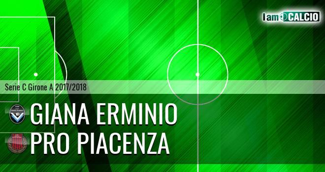 Giana Erminio - Pro Piacenza