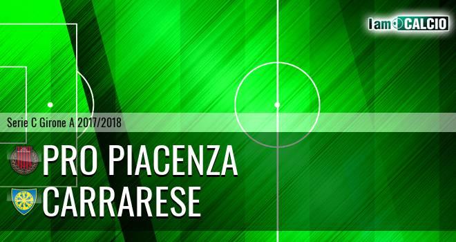 Pro Piacenza - Carrarese