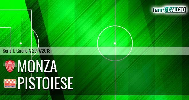 Monza - Pistoiese