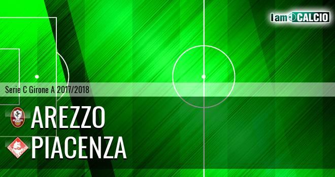 Arezzo - Piacenza