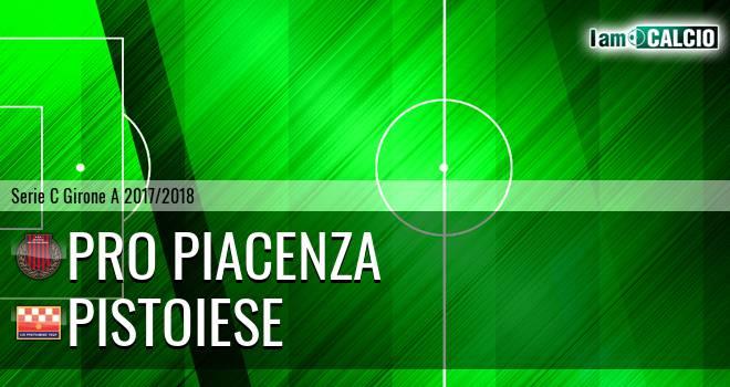 Pro Piacenza - Pistoiese