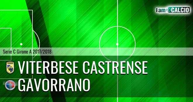 Viterbese Castrense - Follonica Gavorrano