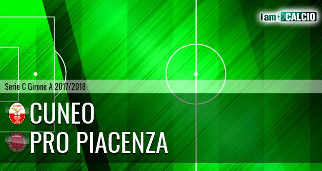 Cuneo - Pro Piacenza