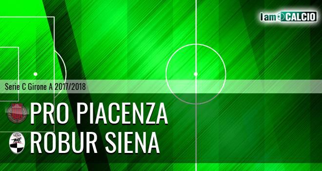 Pro Piacenza - Siena 1904