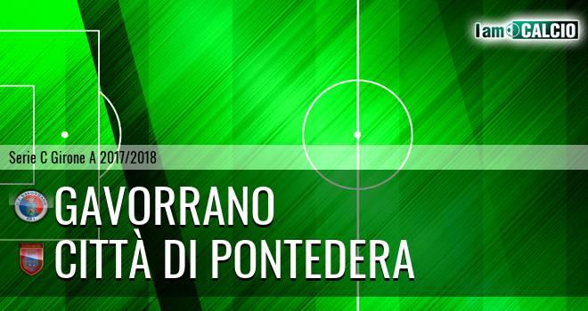Follonica Gavorrano - Città di Pontedera