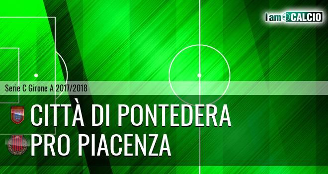 Città di Pontedera - Pro Piacenza