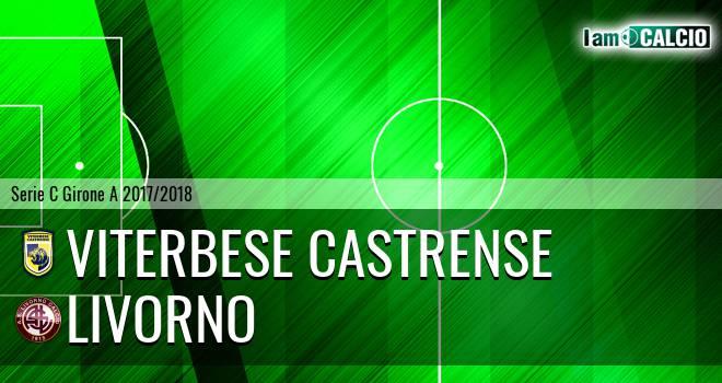 Viterbese Castrense - Livorno