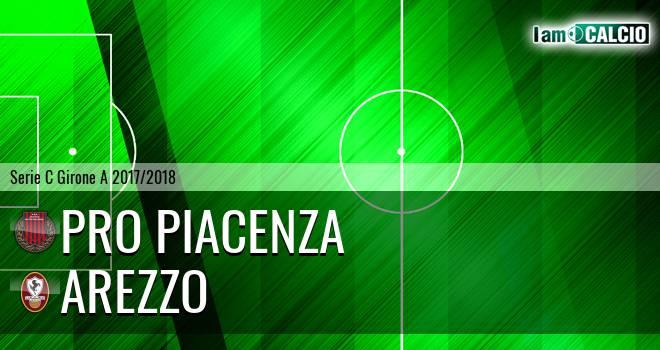 Pro Piacenza - Arezzo