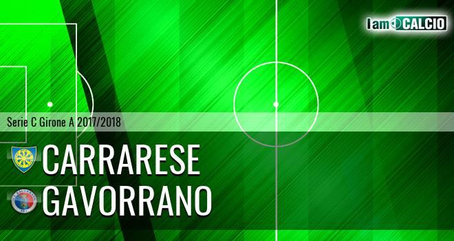 Carrarese - Follonica Gavorrano
