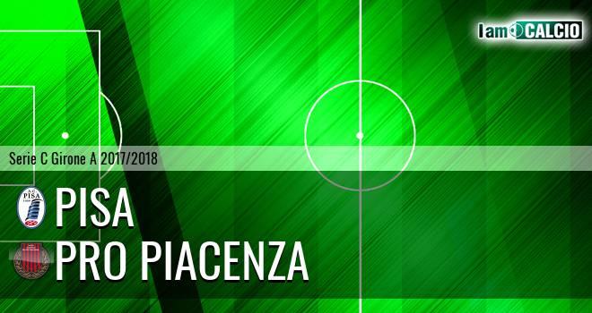 Pisa - Pro Piacenza
