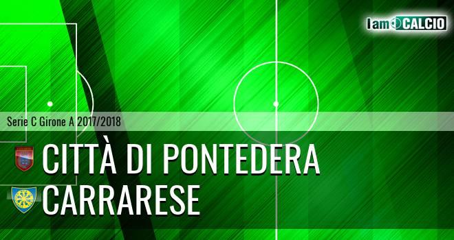 Città di Pontedera - Carrarese