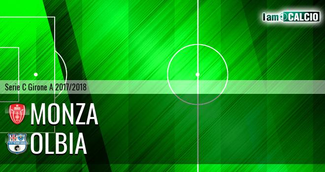 Monza - Olbia
