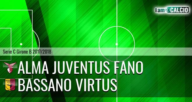 Alma Juventus Fano - Bassano Virtus