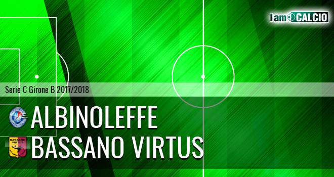 Albinoleffe - Bassano Virtus
