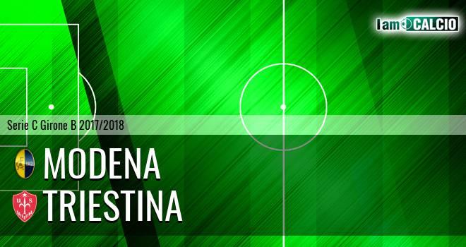 Modena - Triestina